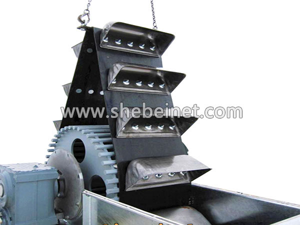 Bucket Elevator Conveyor Belt