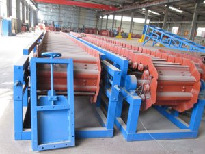 BHL Ring Chain Scraper Conveyor
