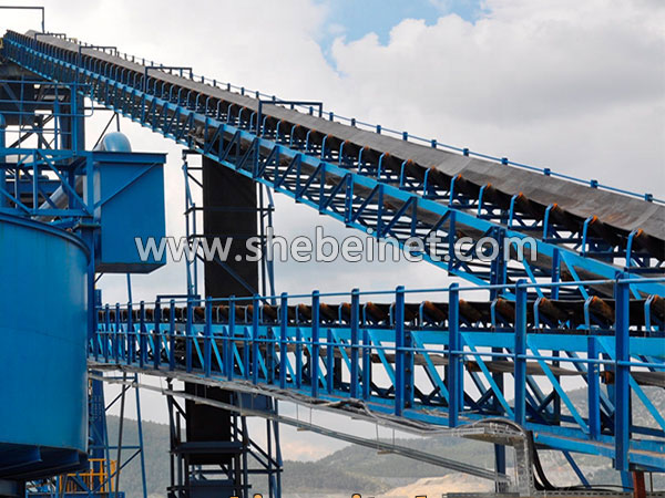 DT 2 Type Fixed Belt Conveyor