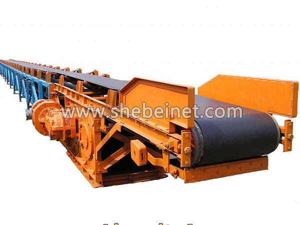DT II Type Fixed Belt Conveyor