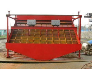 High Frequency Vibration Screen